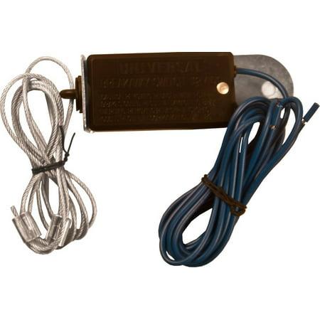 One Trailer Brake Breakaway Kit w/ Nylon Case Redline BA02-010 By Redneck Trailer Supplies (Trailer Brake Away Kit)