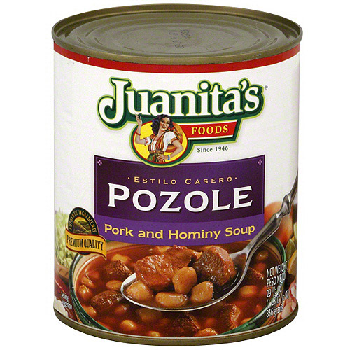 Juanita's Foods Estilo Casero Pork And Hominy Soup, 29.5 oz (Pack of 12)