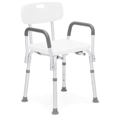 Best Choice Products Medical Bathroom Shower Chair Seating