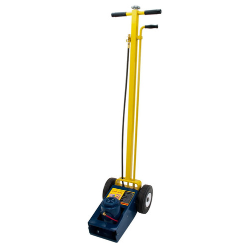 Hein-Werner HW93733 20-Ton Air Operated Hydraulic Service Jack Low Height Pick-Up by Hein-Werner Automotive