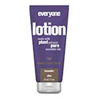 EVERYONE Lotion Lavender and Aloe 6 Ounce
