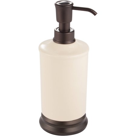 Better Homes and Gardens Ceramic Accessories Collection - Tall Lotion/Soap Pump