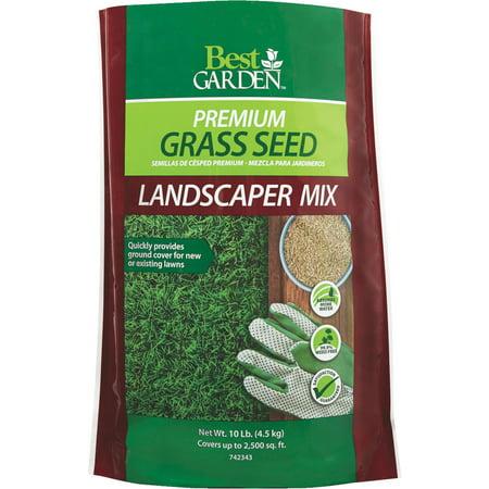 Best Garden Landscaper Grass Seed