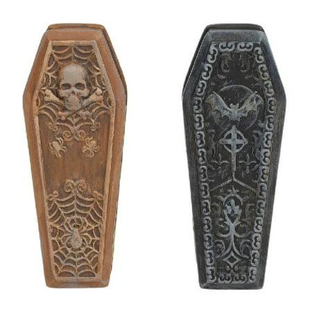 Department 56 Halloween Ideas (Department 56 Halloween Village Ghastly Coffins Accessory Figurine 6003227)
