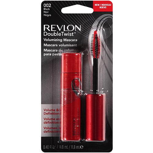 Revlon Revlon DoubleTwist Mascara, 0.4 oz