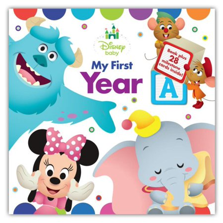 Disney Baby My First Year  Record And Share Babys  Firsts