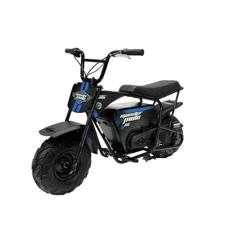 Monster Moto 1000 Watt Electric Mini Bike (Metal Motorsports E Rivet Electric Mini Bike)
