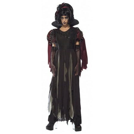 Snow Fright Woman Adult Halloween Costume - One
