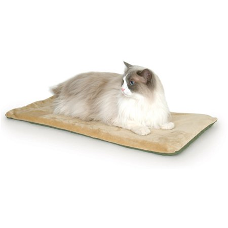 - K&H Pet Products Thermo-Kitty Mat Cat Bed, 12.5