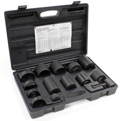 Powerbuilt 940581 Master Ball Joint Adaptor Kit