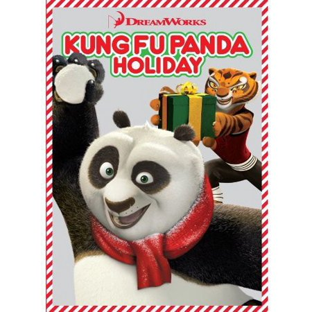 Kung Fu Panda Party Supplies (Kung Fu Panda: Holiday (DVD))
