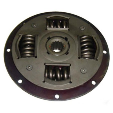 SBA320400580 Ford / New Holland Spring Loaded PTO Disc Damper TC35D TC35DA (Spring Loaded Backdraft Damper)