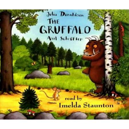 The Gruffalo (Audio CD)