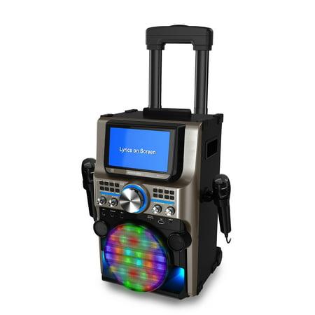 iKaraoke Ultimate Bluetooth Party Machine (Pa Machine)