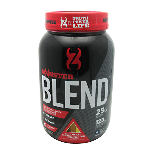 CytoSport Monster Blend, Chocolate Peanut Butter Banana, 2 lbs