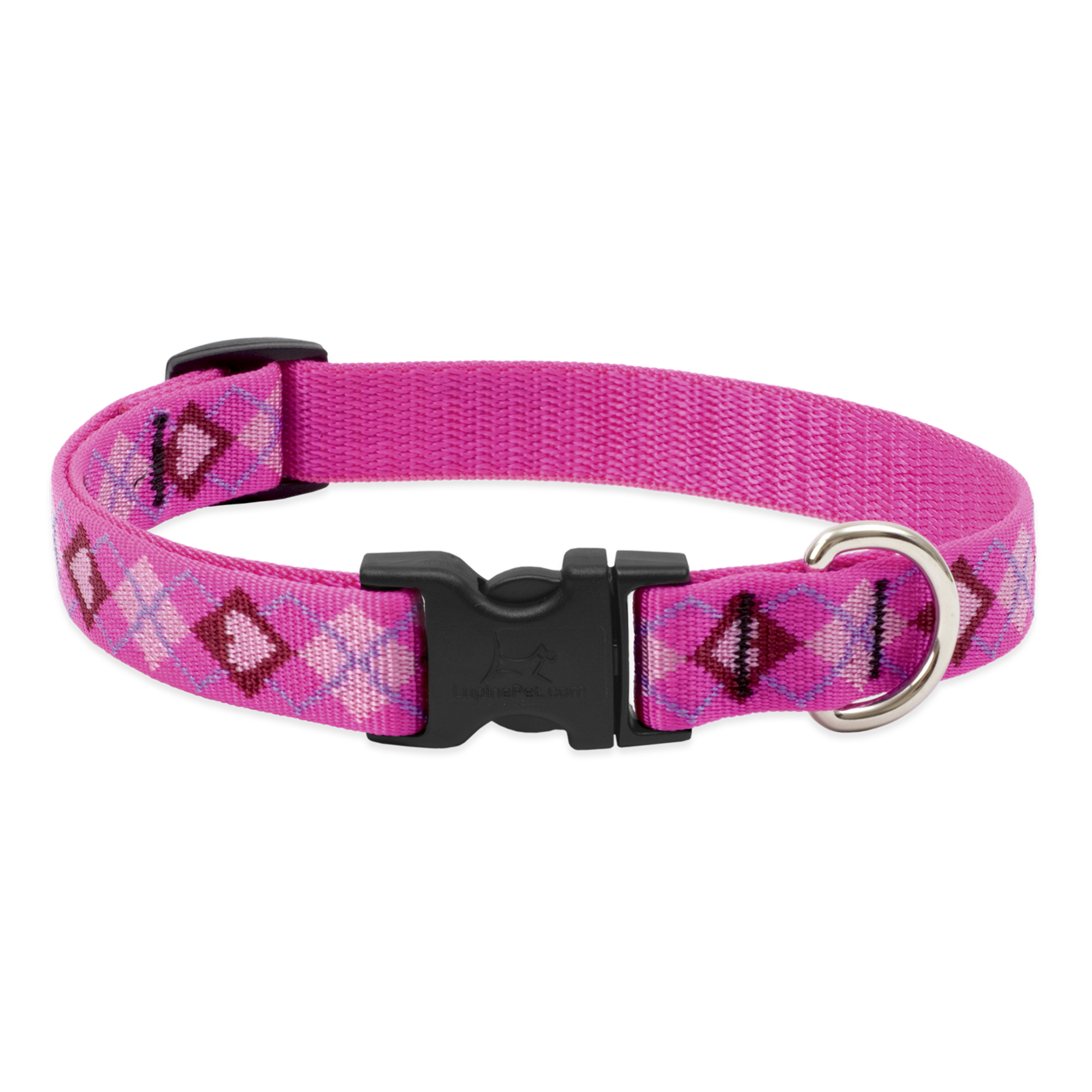 3/4in Puppy Love 13-22 Adj Collar