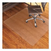 ES Robbins Economy Series 46 x 60 Chair Mat for Hard Floor, Rectangular