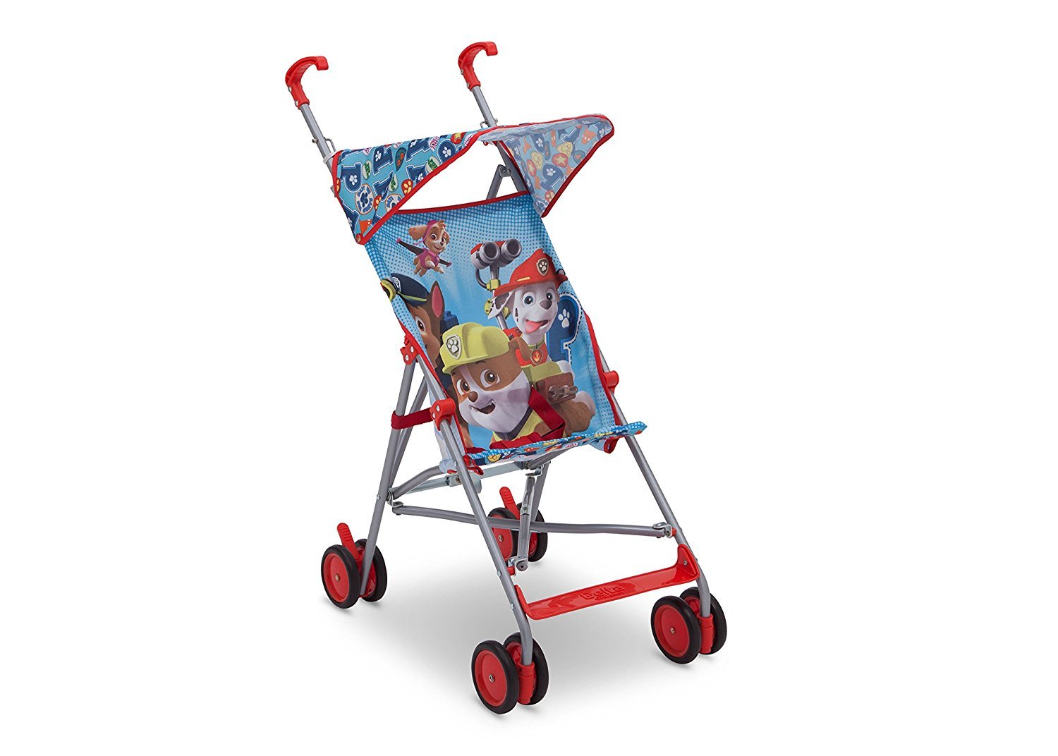 Umbrella Stroller, Nick Jr. PAW Patrol, Holds up to 30 lbs. Fun character print By Delta Children Ship from US by Delta Children