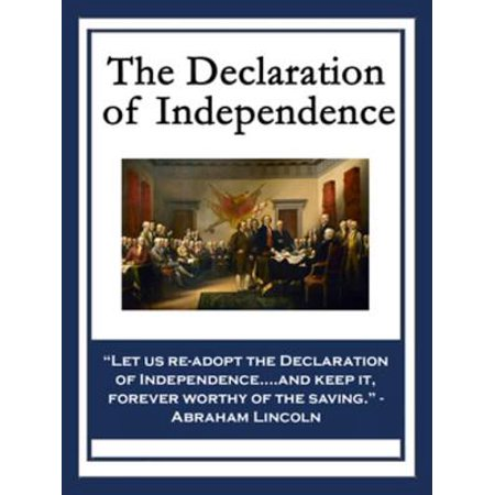 The Declaration of Independence - eBook