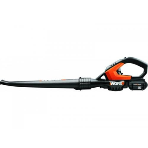 Worx WG565 Factory Reconditioned 24-Volt Lithium-Ion Cordless Sweeper/Blower Kit
