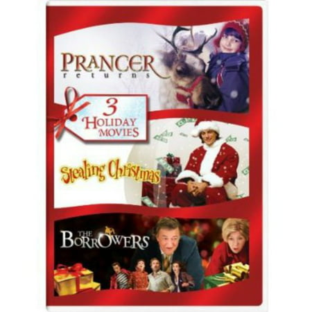 Prancer Returns / Stealing Christmas / The Borrowers (Prancer Sleigh)