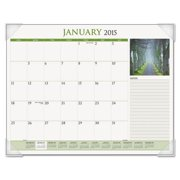 "Ataglance DMD11032 Recycled Scenic Desk Pad, 22"" x 17"", 2016"