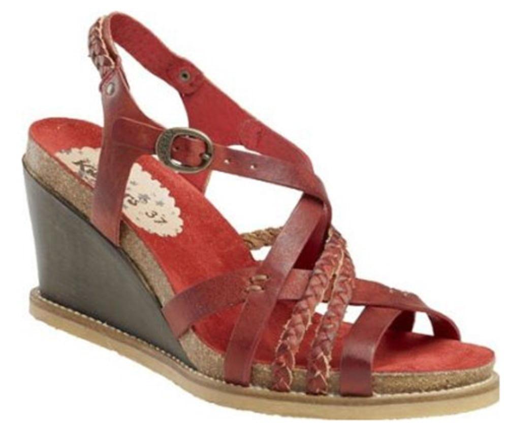 Kickers Women U-Feel Sandals Economical, stylish, and eye-catching shoes
