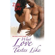 What Love Tastes Like - eBook