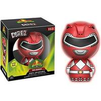Funko Dorbz Power Rangers Walmart Exclusive Glow in the dark Red Ranger