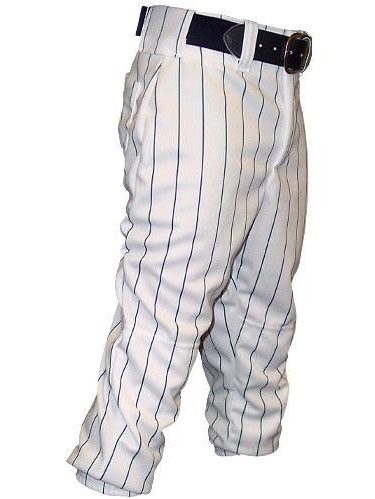 Alleson Athletic Youth Pinstripe Baseball Pants