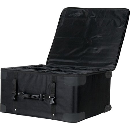 American DJ Semi Hard Case for 4 WiFLY Pars & 1 WiFLY NE1 or RGBW8C Lighting -