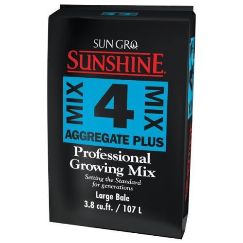 Sunshine Mix # 4 Aggregate Plus Bale 3.8 cu ft