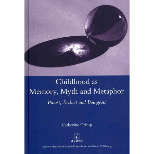 Childhood As Memory, Myth and Metaphor: Proust, Beckett, and Bourgeois