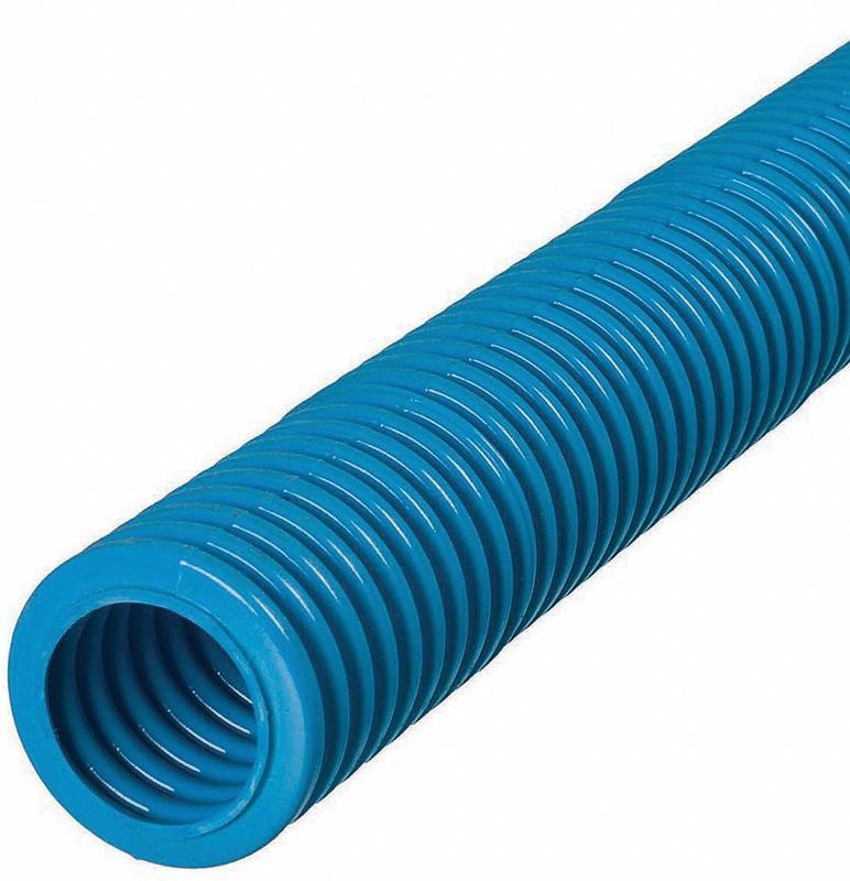 Carlon 12007-UPC Flexible Raceway, 3/4 in x 10 ft, PVC