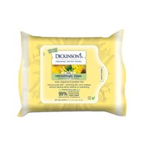 Dickinson's Witch Hazel Refreshing Cleansing Cloths