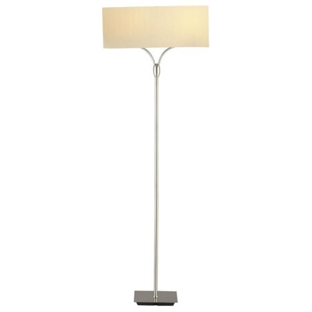 Adesso Lighting 3445 22 Wishbone Floor Lamp