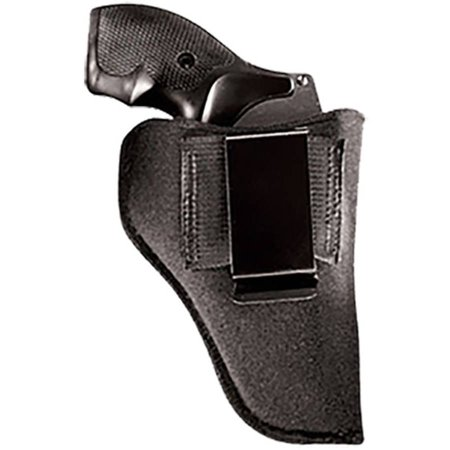 Uncle Mikes 21306 Inside The Pants Holster 21306 06  Black Synthetic
