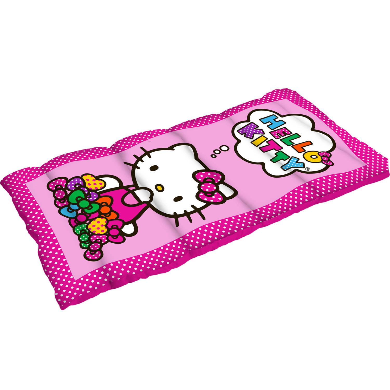 Sanrio Hello Kitty Kids Sleeping Bag with Polyester Shell and