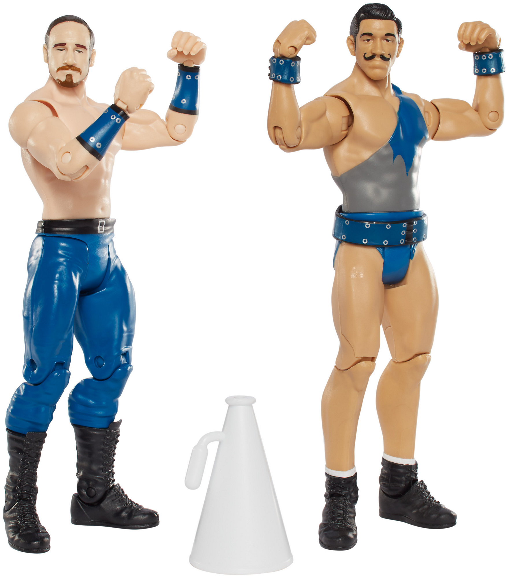 WWE Aiden English and Simon Gotch Figure (2 Pack) by Mattel