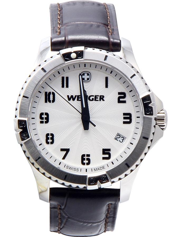 Women's 0121.106 Analog Display Swiss Quartz Black Watch