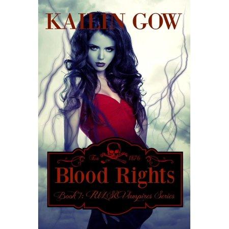 Blood Rights - eBook (Pulse Vampire Series)