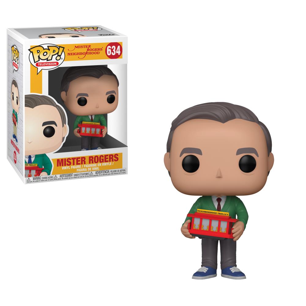 POP: TV - Mr Rogers