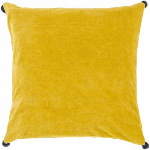 Libby Langdon Cotton Velvet Decorative Pillow