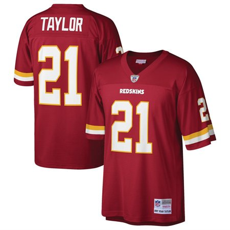 newest collection e980c 97f42 Sean Taylor Washington Redskins Mitchell & Ness Big & Tall 2007 Retired  Player Replica Jersey - Burgundy