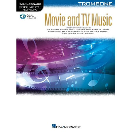 1st Trombone Music Book (Movie and TV Music for Trombone: Instrumental Play-Along Series (Other) )