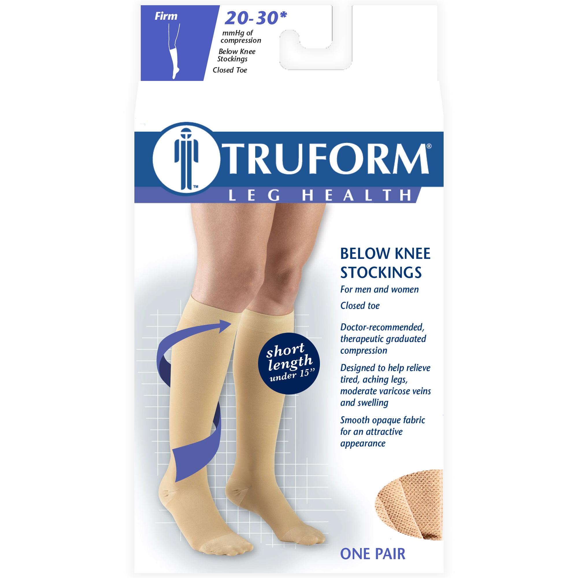 2f7404fffa8 Truform Stockings