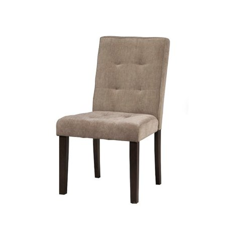 Red Barrel Studio Okin Upholstered Dining Chair Set Of 2 Walmartcom