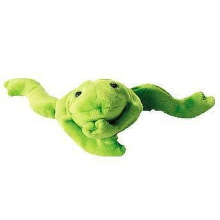 - Beanie Babies Legs the Frog Beanie Baby Plush