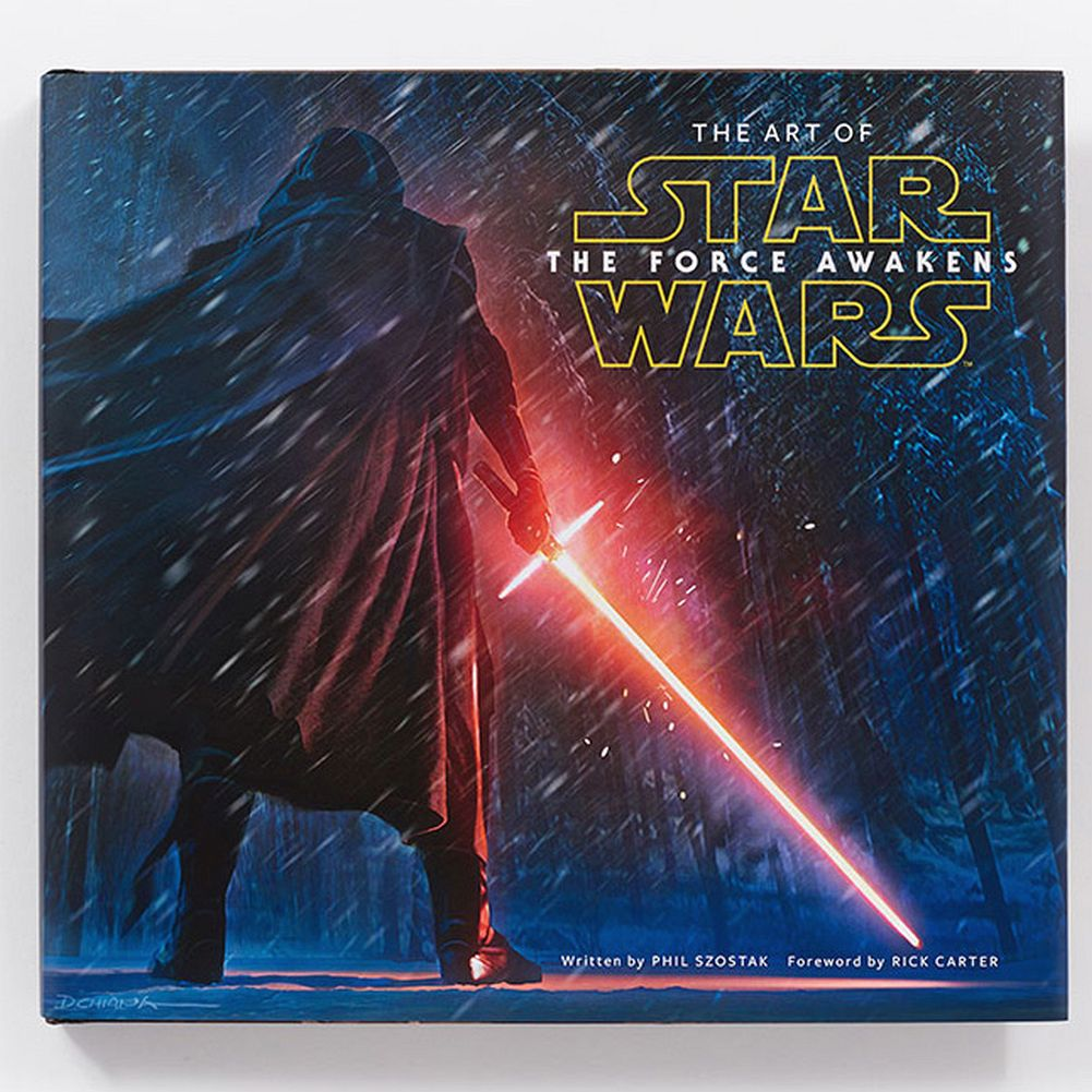 Art of Star Wars Force Awakens Book