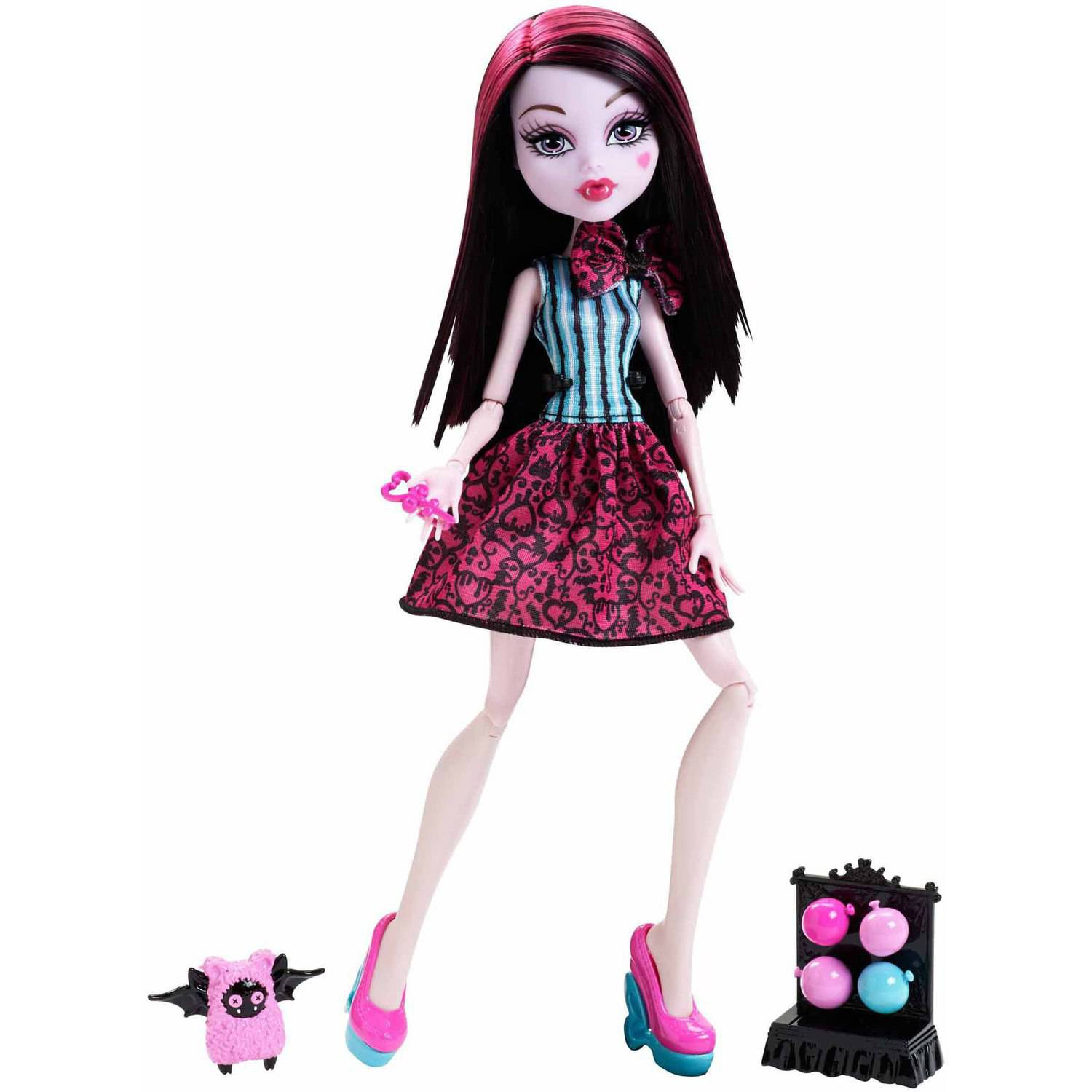 Monster High Storytelling Scarnival Draculaura